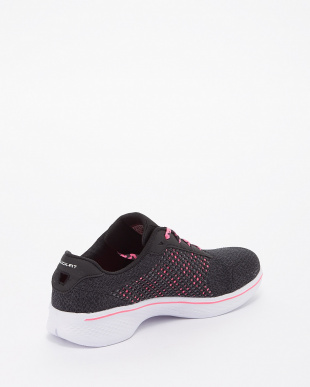 BLACK/HOT PINK GO WALK 4 - EXCEED見る