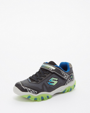 BLACK/BLUE/LIME STREET LIGHTZ 2.0見る