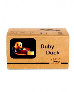 木製プル・トイDuby & Duck(ドゥビダック)見る