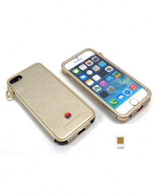 Gold  ANTIQUE EDITION iPhone SE/5s/5用見る