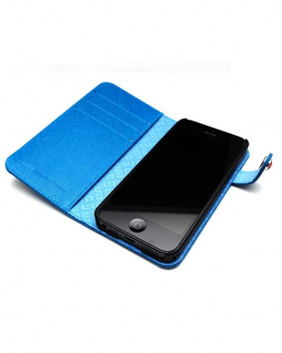 BLUE  INNOVATIVE MATERIAL EDITION iPhone SE/ 5/5s用見る