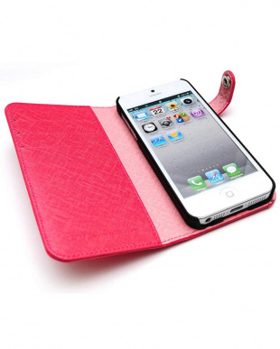 PINK  INNOVATIVE MATERIAL EDITION iPhone SE/ 5/5s用見る