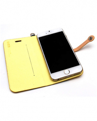 GREEN/MUSTARD  RARE COMBINATION SLIM FIT EDITION iPhone 6s/6用見る