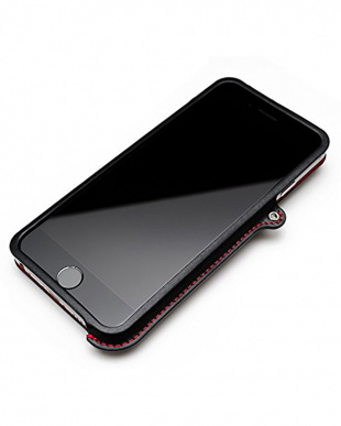 BLACK  LEATHER BAR EDITION iPhone 6s/6/7/8用見る