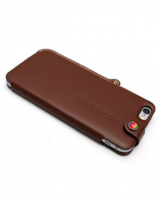 BROWN  LEATHER BAR EDITION iPhone 6s/6/7/8用見る