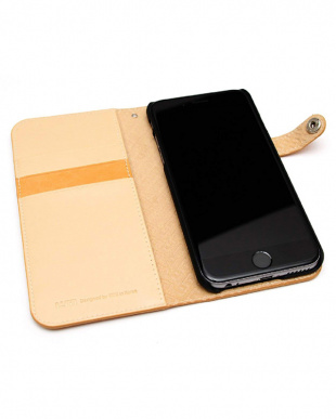 LIGHT BROWN  LEATEHR DIARY EDITION iPhone 6s/6用見る