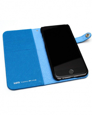 BLUE  INNOVATIVE MATERIAL EDITION iPhone 6s/6用見る