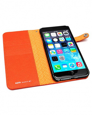 ORANGE  INNOVATIVE MATERIAL EDITION iPhone 6s Plus/6 Plus用見る