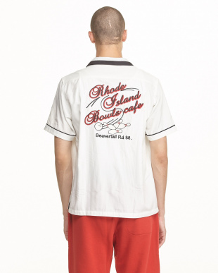 OFF WHITE BOWLING SHIRTS見る