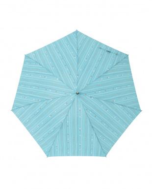 キャレアクア レジェ ワンタッチ軽量スリム傘見る