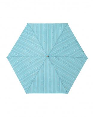 キャレアクア レジェ フラット折りたたみ傘見る