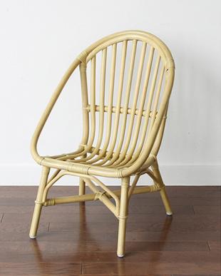 ナチュラル  Rattan Chair ミニ見る