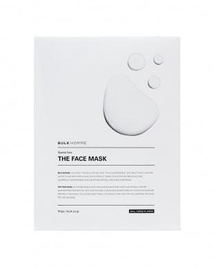 バルクオム ザ フェイスマスク 1包入見る