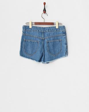 LUD デニムパンツ Easy shorts見る