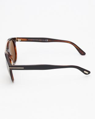ブラック  Newmanサングラス見る