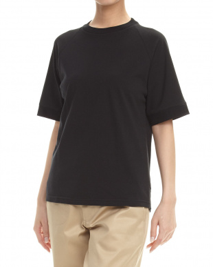 ブラック  ATV-401 鹿の子Tシャツ見る