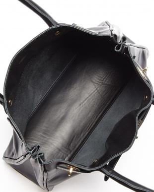 ブラック  ターンロックベルトバッグ見る