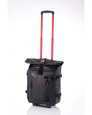 ブラック アクトリップ 2WAY 32L スーツケース見る