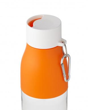 オレンジ Water Bottle 2pcs見る