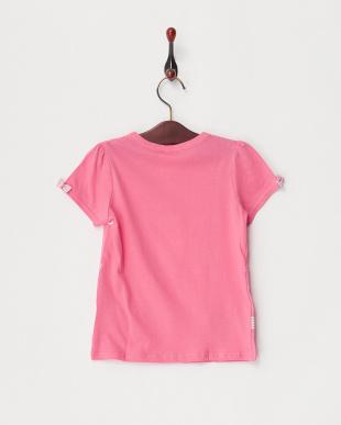 ピンク  リボンTシャツ見る