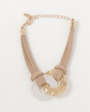 Gold Combi Ring Bracelet見る
