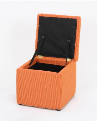オレンジ  ボックススツール ボスラ見る