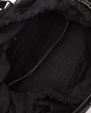 クロ(11)  ショルダー付きボストントートバッグ見る