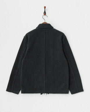 Navy  Polatec Field Jacket見る