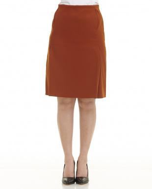 042 ブラウン アイリーニベネ スカート見る