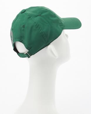 グリーン  機能素材ベースボールキャップ (FUNCTIONAL MATERIALS BB CAP)見る