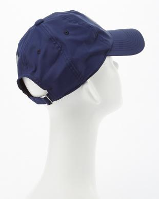 ネイビー  機能素材ベースボールキャップ (FUNCTIONAL MATERIALS BB CAP)見る