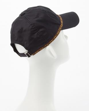 ブラック  クールマックス×チロリアンベースボールキャップ(COOLMAX×TYROLEAN BB CAP)見る