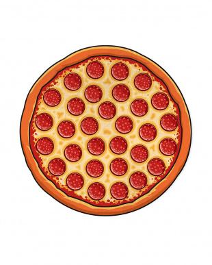 ビッグマウス ビーチブランケット ピザ見る