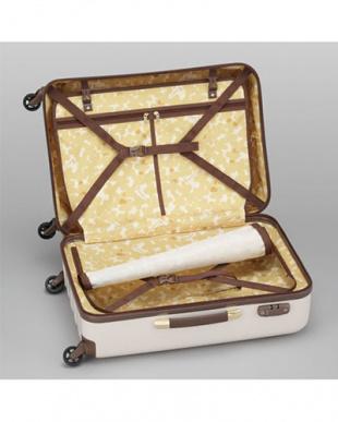ブラウン カナナプロジェクトコレクション スーツケース 66L見る