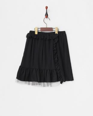 418 ブラック Skirt(34~)見る