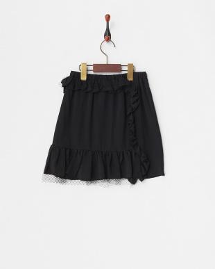 418 ブラック Skirt(~32)見る