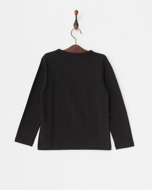 418 ブラック Long T-shirt(34~)見る