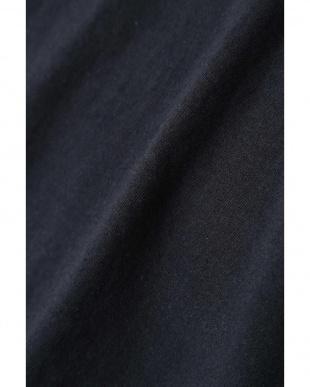 ブラック1 ロゴクルーネックカットソー R/B(オリジナル)見る