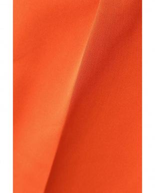 オレンジ1 ハイウエストベルト付パンツ R/B(オリジナル)見る