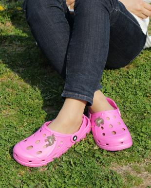 ピンク  moz サンダル見る