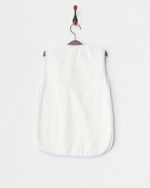 白  imabari towel コサージュ付きナイティ BABY見る