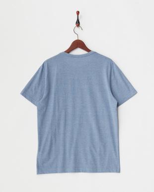INFINITY HEATHER  エッセンシャル NO.1 ロゴ ヘザー SS Tシャツ見る