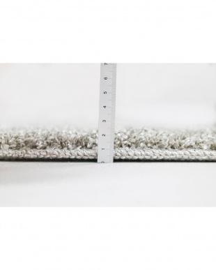 SI  デタント ツイストシャギーの国産ラグ R160cm見る