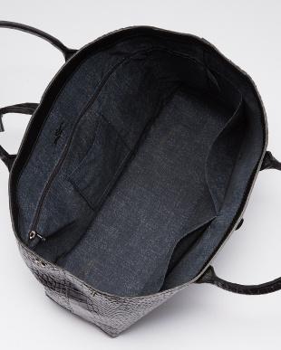 001 Black 859 Roseau style Croco見る