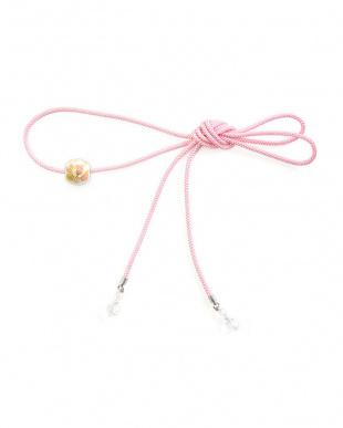 ピンク系 花玉飾り紐+垂れ付き髪飾り税抜990円福袋 WOMEN見る