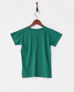 グリーン  JAPAN恐竜Tシャツ見る