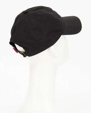 ブラック  リップストップベースボールキャップ(RH RIPSTOP BB CAP)見る