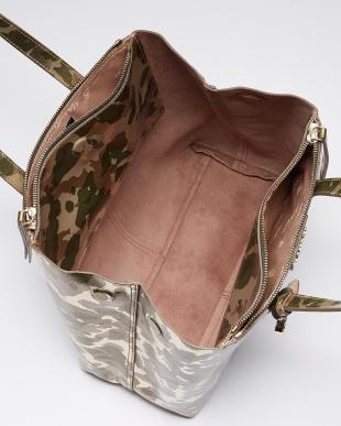 gold 2N1TOTE Handbag見る