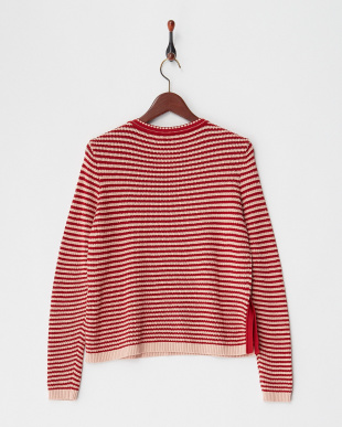 red pattern DOGMA Sweater見る