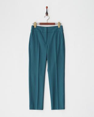 petrol green CACAO Long pants見る